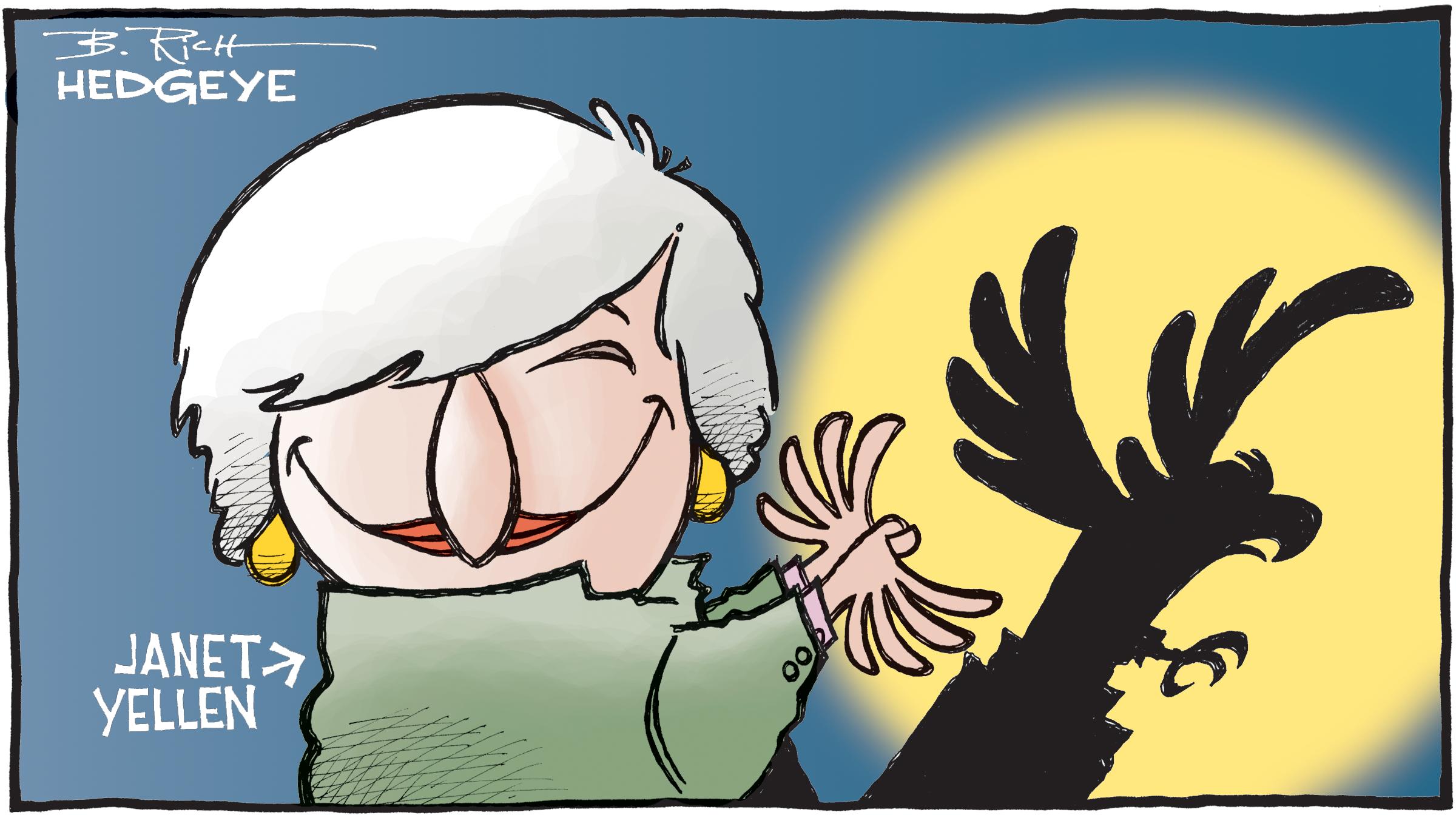 Janet Yellen, paloma en la Fed