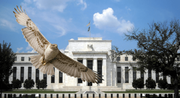 Trump's Fed Pick: Who Will Replace Yellen? (The Hawks Come Home To Roost) - hawk 2 17 17