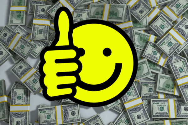 Get Happy! An Update on Earnings Season - smiley money