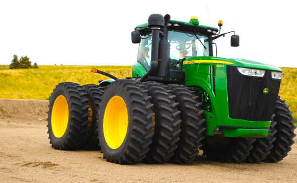 Short Deere: 'An Unusually Favorable Opportunity' - Conference Call - deere machinery