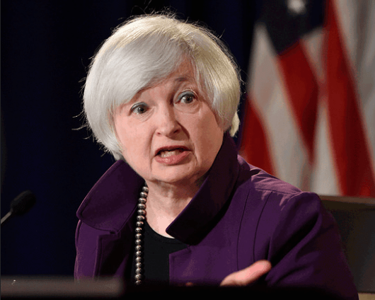 There's No Other Way to Say This: Fed Forecasts Are Flat-Out Wrong - yellen image1