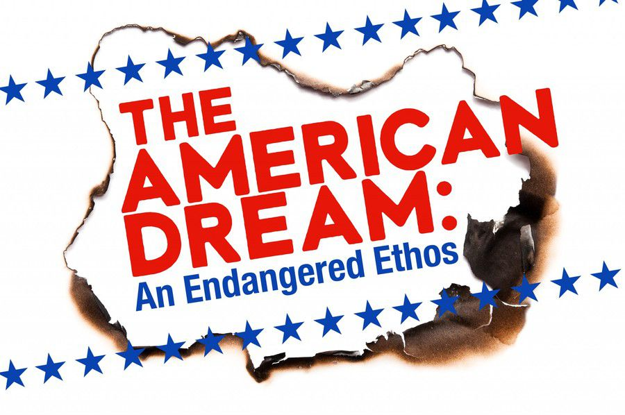 """loss of the american dream Women are 14% more likely than are men to believe the american dream is unattainable to be sure, the """"american dream"""" has no official definition, making it largely in the eye of the beholder."""