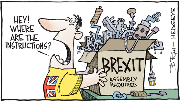Cartoon of the Day: *Batteries Not Included* - 04.18.2017 Brexit cartoon