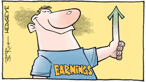 Cartoon of the Day: Green Thumb - 04.20.2017 earnings cartoon