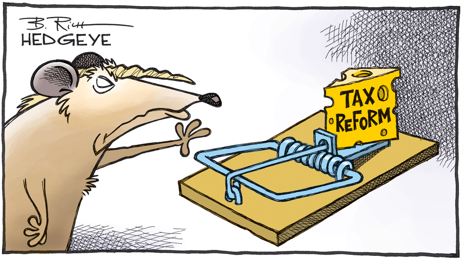 cartoon of the day biggest tax cut ever