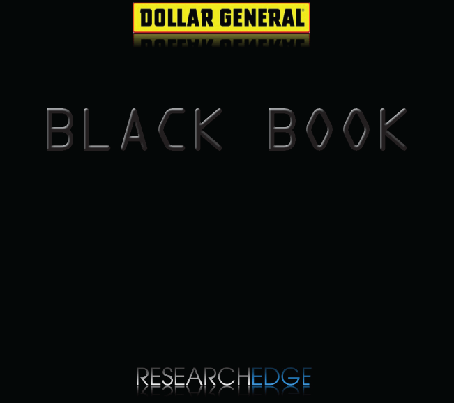 DG (Dollar General): IPO Black Book Available - DG BB Cover