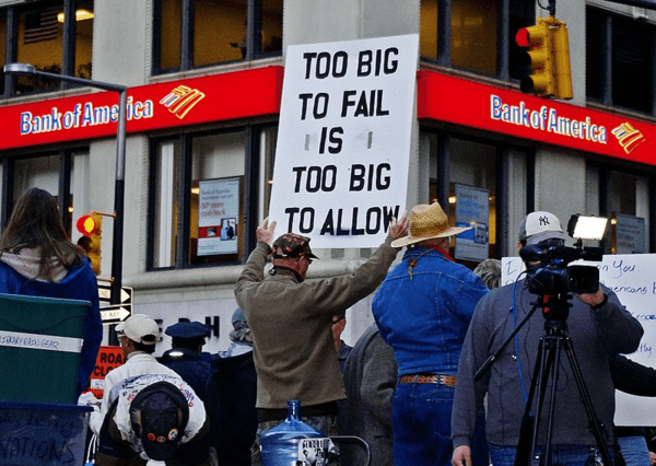 Why We Need to End Too Big To Fail (Part 3) - too big to fail