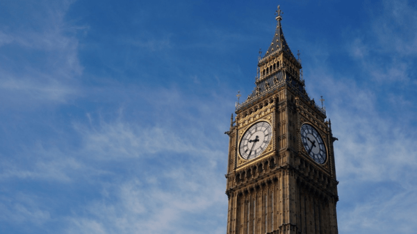 Buy Britain, Sell Europe - big ben