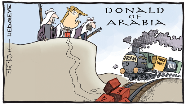 Cartoon of the Day: Donald of Arabia - donald of arabia 1