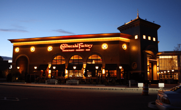 Short Cheesecake Factory... Why It's Down -9.5% Today - cheesecake factory
