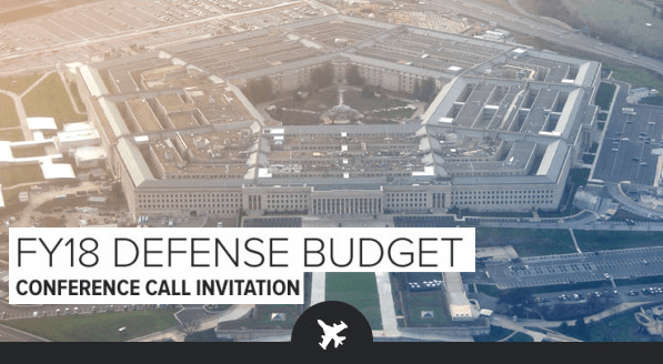 Breaking Down the US Defense Budget: The Key Discussion Points Ahead of Our Call - defense budget