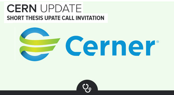 An Update Ahead Of Cerner Short Call Today This