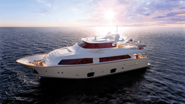 The U.S. Economy is Heating Up... Get Long Rich People - yacht sun