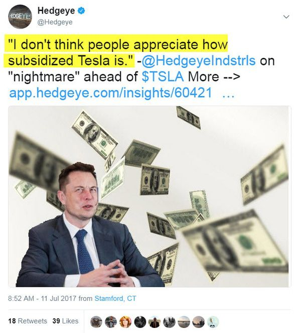 9 Reasons to Be Bearish On Tesla (TSLA) - jvs 2