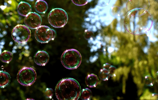 By This Measure The Current Stock Market Bubble Is Far Bigger Than The Dotcom Bubble - bubbles felder