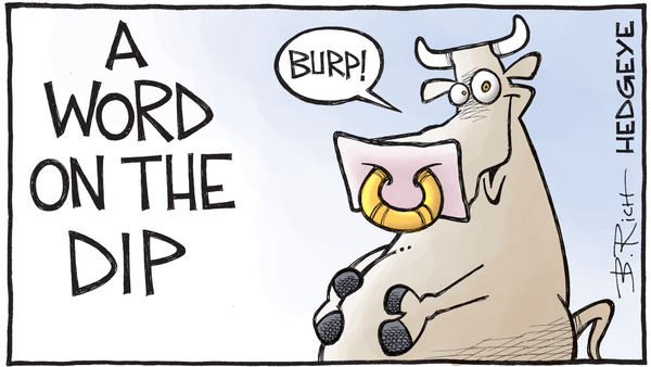 Cartoon of the Day: Buy the Dip - 08.11.2017 the dip cartoon