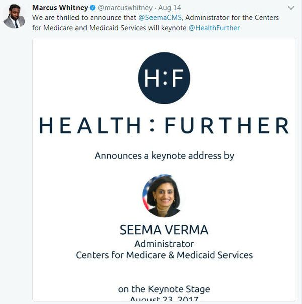 Days Away! Health:Further Festival & the Future of U.S. Healthcare - z hf