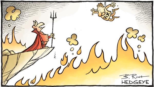 Cartoon of the Day: Into the Fiery Depths... - 09.25.2017 vix hell cartoon