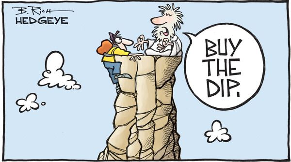 Buy the Dip. Rinse. Repeat. - hedgeye buy the dip