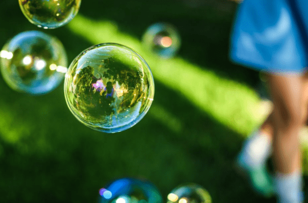 How The Popularity Of Passive Investing Precludes A Pleasant Outcome - bubble image