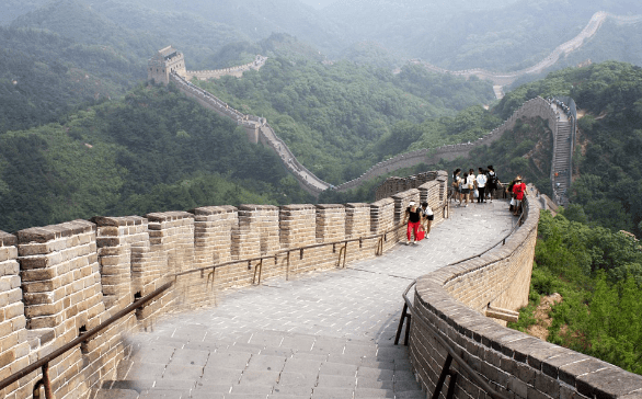 China's Massive Debt Problem: Here's What You Need to Know  - pixabay great wall