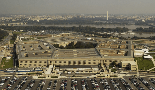 10 Things Heard At The 'See and Be Seen' Defense Event of the Year - pentagon