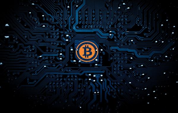 Bitcoin Bubbles - bitcoin image
