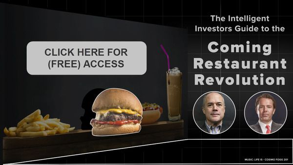 The Intelligent Investors Guide to Restaurant Stocks: 3 (Big) Things You Missed - Webcast 2 9 2018