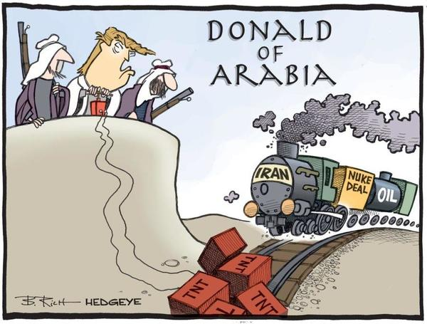 Tillerson's Departure Signals End of Iran Nuclear Deal & Higher Oil Prices - z hedgeye trump