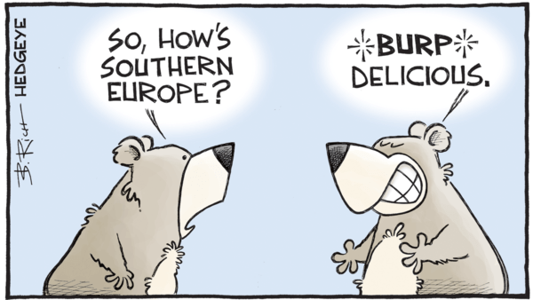 FLASHBACK 4/5/18 | McCullough: 'On the Bounce. Sell'em If You Got'em' - 11.15.2017 southern Europe cartoon