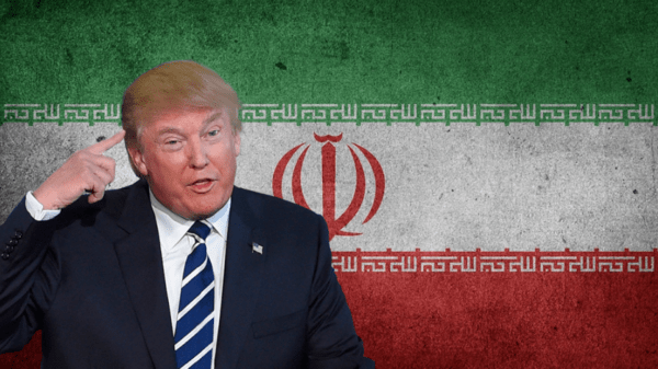 "Trump Reimposes ""Powerful"" New Iran Deal Oil Sanctions - trump12345"