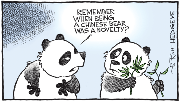 #GlobalDivergences: Was That It? - 05.11.2018 China bear cartoon