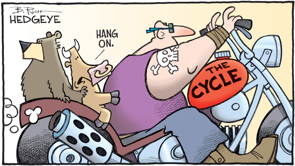 Cartoon of the Day: The Cycle - 08.30.2018 economic cycle cartoon