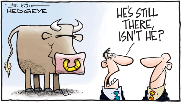 Lacalle: Why I Believe the US Stock Market Is Cheap Vs Others - 03.28.2017 bull still there cartoon