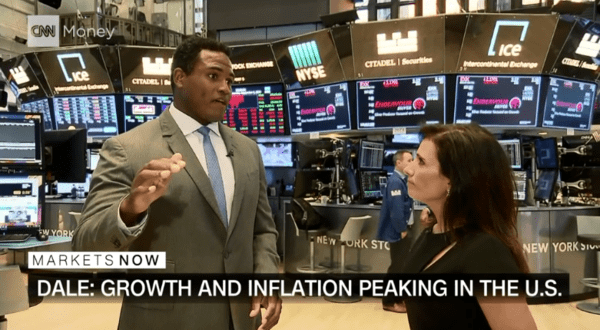 "Darius Dale on CNN's ""Markets Now"": Ignore Tariff Talk... Watch U.S. #GrowthSlowing - ddcnn"