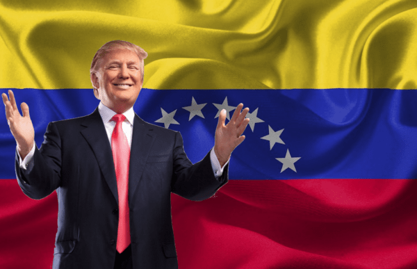 US Sanctions on Venezuela Oil Off The Table - trump venezuela