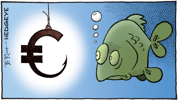 Cartoon of the Day: Don't Take the Bait - 09.11.2018 Euro hook cartoon