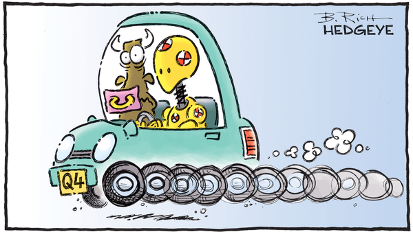 Cartoon of the Day: Crash Test Cow - 10.15.2018 crash test car and bull cartoon