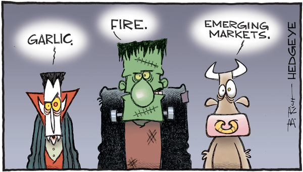 Cartoon of the Day: Monsters - 10.17.2018 EM monsters cartoon