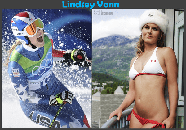 UA: Playing the Olympics Like a Champ - Lindsey Vonn