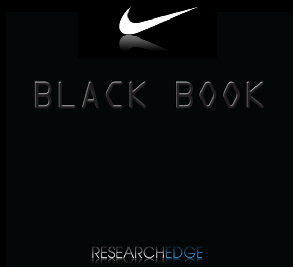 Nike (NKE): Black Book - Call Tomorrow - NKE BB 2 10 Cover