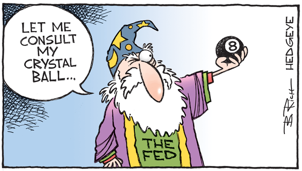 Cartoon of the Day: Crystal Ball - 12.19.2018 fed crystal ball cartoon