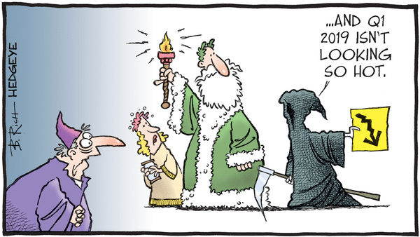 Cartone animato del giorno: Ghost of Christmas Yet to Come - 12.21.2018 Q1 2019 cartoon