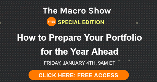 The Macro Show (Free Replay): Prepare Your Portfolio for Year Ahead - tms