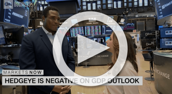Darius Dale on CNN: Investors Aren't Prepared For Shallow Earnings Recession - DD Cnn