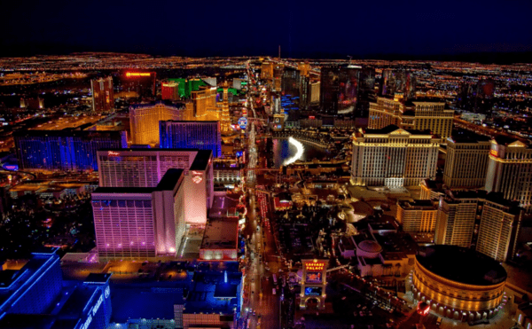 Airbnb --> A Lingering Threat to Las Vegas? - zsd