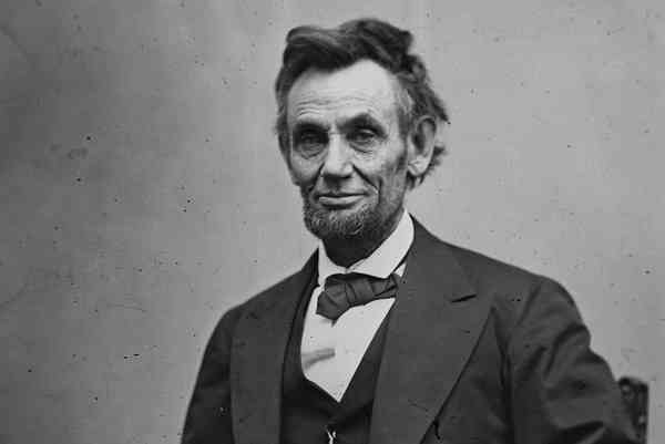 Who's More Bullish Than We Are? - Abraham Lincoln Feb65 3170 3x2 56a489563df78cf77282de10