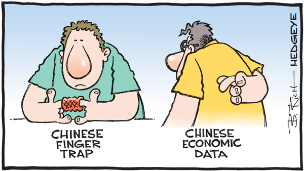 Cartoon of the Day: Crossies - 03.29.2019 China data cartoon