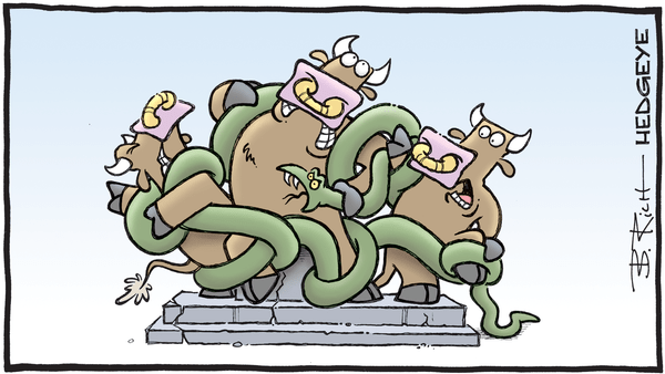 Cartoon of the Day: Laocoön? - 04.02.2019 Laocoon cartoon