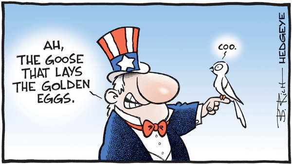 Cartoon of the Day: Monetary Quackery - 04.09.2019 Fed dove cartoon